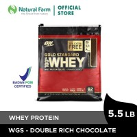 Optimum Nutrition 100% WHEY Gold Standard - Chocolate (5,5lb)