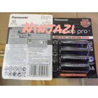 batre batterai recharge pro (hitam) ukuran AA 1.2 volt