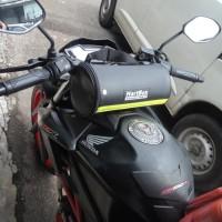 PROMO TAS TABUNG HARTBOX ADVENTURE RIDE TAS MOTOR BAGASI JAS HUJAN