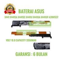 BATERAI ASUS VIVOBOOK X441 X441NA X441B X441H X441UA A31N1537 ORI