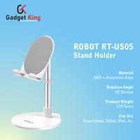 Robot RT-US05 Docking Penyangga HP Stand Holder Tablet iPad Smartphone