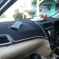 Aksesoris Cover Karpet Dashboard mobil Toyota Avanza Xenia Veloz New