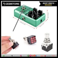 Switch Pedal Effects Foot Push 3PDT 9Pin True Bypass
