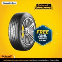 Promo Continental CC6 195/65 15 (2016) Ban Mobil Nissan serena R15