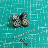 Ban Karet CM Advanced Resin model Regamaster tampo Dunlop