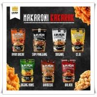 Best Seller - Makaroni Kakarak Premium - Makaroni Spiral Pedas