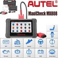 Scanner Mobil Scan Tool diagnostik Universal AUTEL MaxiCheck MX808