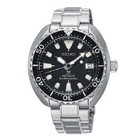 Jam Tangan Pria Seiko Prospex Sea Mini Turtle Men Black Dial SRPC35K1