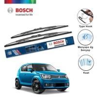 "Bosch Sepasang Wiper Kaca Mobil Suzuki Ignis Advantage 20 "" & 18"""