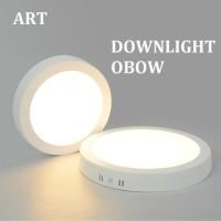 DOWNLIGHT LED OB BULAT 6/12/18 WATT / LAMPU PLAFON / LAMPU RUMAH
