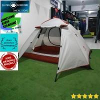 Tenda Big Adventure Pangrango Kapasitas 2 sd 3 Orang