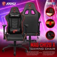 MSI MAG CH120X Gaming Chair / Kursi Gaming