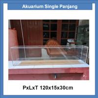Akuarium Akrilik Custom PxT 120x30cm