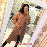 Tunik Muslim Wanita PREMIUM - 635 kaos/kemeja/rok/celana/celset