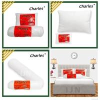 Charles Bantal Tidur Murah Guling Tidur Bantal Guling Silikon