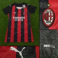 Jersey Baju Bola Milan Home Ladies Cewek Wanita Perempuan 2020 2021 GO