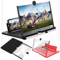 Kaca Pembesar Layar Handphone 3D HD