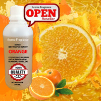 Bibit parfum murni 500ml - Orange