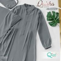 Gamis Dress Al-Hauraa  Alhauraa QAISHA TEEN - Marzan -Bergo-Size XL