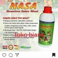 pupuk NASA /poc nasa