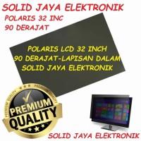 POLARISER 32 INC IN POLARIZER POLARIS POLARIZED DALAM 90 DERAJAT LCD