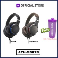 Audio Technica ATH-MSR7 High Resolution Audio Headphones ATH MSR7