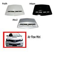 Side Air Flow Variasi Kap Mesin Mobil DATSUN GO Universal