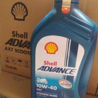 Shell Ax7 Racing 10w-40 1L