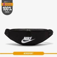 Tas Pinggang Nike Sportswear Heritage Hip Pack Black Original