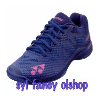 Sepatu Yonex Aerus 3 Purple Badminton Shoes