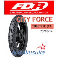 Ban Luar FDR City Force Tubetype (TT) 70/90 - 14