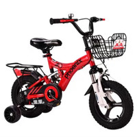 Sepeda Phoenix Anak 12,14 & 16 Inch Merah dan Biru READY STOCK - Merah, 12 Inch