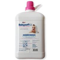 Pelembut & Pewangi Pakaian Yuri Babysoft 3,7 Liter