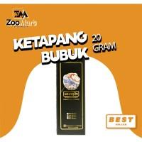 Ketapang Bubuk Thai 20 Gram / Ekstrak Daun Ketapang / Ikan Cupang