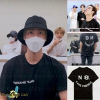 Terlaris Kaos T-Shirt Nct Jaemin No Fake Friends Terlaris