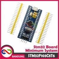 [CNC] STM32F103C8T6 ARM STM32 MINIMUM SYSTEM BOARD MODULE