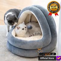 Cat Bed - Kasur Kucing Elegan Minimalis (Cotton)
