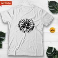 KAOS UN UNITED NATIONS PBB PERSERIKATAN BANGSA T-SHIRT BAJU DISTRO