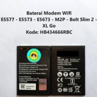Baterai Modem Mifi HUAWEI E5577 E5673 E5573 M2P BOLT SLIM 2 XL GO