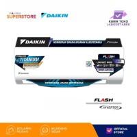 Daikin AC Flash Inverter Wall Mounted Split Thailand 1 PK - FTKQ25UVM4