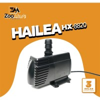 Hailea HX-8820 Pompa Air / Pompa Aquarium / Water Pump / Hidroponik