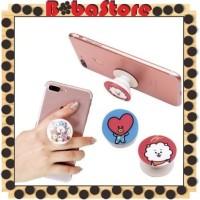 ⭐Bobastore⭐ R186 POPSOCKET HP BTS BT21 KPOP FASHION KOREA IMPORT