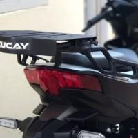 Bracket Geser Kucay Honda Vario 150 Universal Box Motor Givi Shad