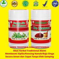 Obat Herbal Yang Aman&Cepat Membasmi Sipilis/Kencing Nanah/Raja Singa