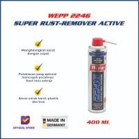 WEPP 2246 - Super Rust remover active