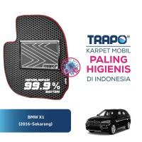 Karpet Mobil BMW X1 (2016-Sekarang) Trapo Indonesia + Bagasi