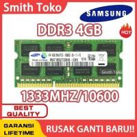 Ram laptop samsung SODIMM 4GB PC3 DDR3 DDR3-1333 10600 4G sodim