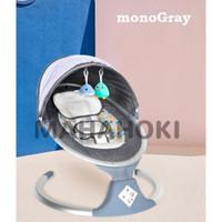 BABY BOUNCER ELECTRIC SWING ROCKER FREE TOYS-AYUNAN BAYI LISTRIK S5
