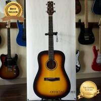 Gitar Akustik Original TONY ACOUSTIK Setara Samick / Yamaha