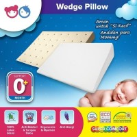 Bantal Santai Bayi Latex / Wedge Pillow